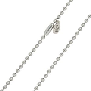 Picture of 3mm Steel Ball Chain - 22""